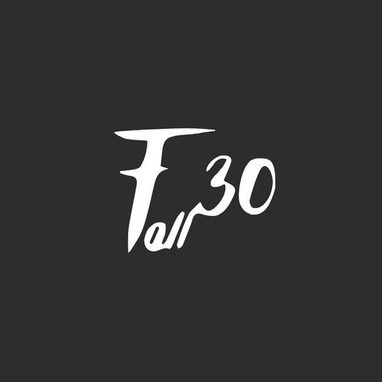 Fall30 Logo Design