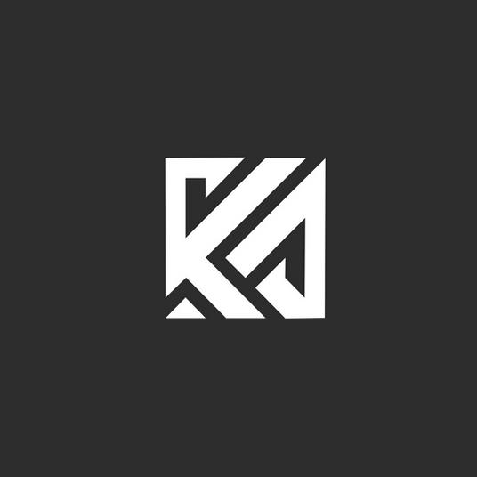 KJ Logo Design