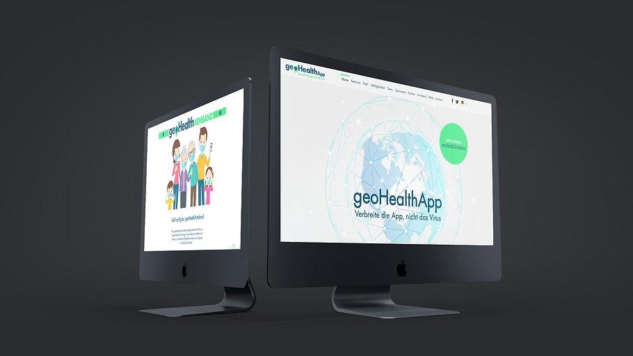 Gutjahrdesign - geoHealthApp 2
