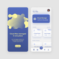 Storage App Design