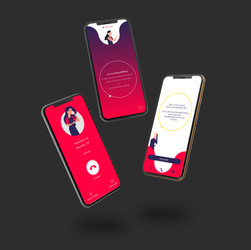 RedenHilft Appdesign UI/UX