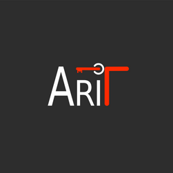 ARIT Services Logo Design