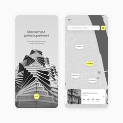Apartment App Design