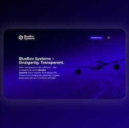 BlueBox Systems Web Design