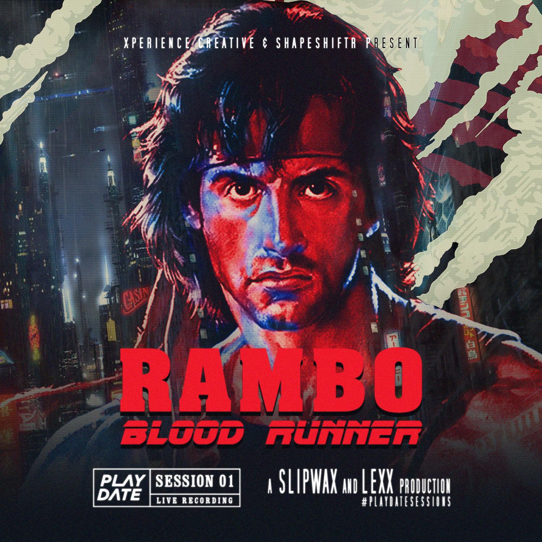Vol. 01 RAMBO: Bloor Runner
