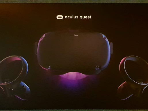 The Oculus Quest moment that I had to write about