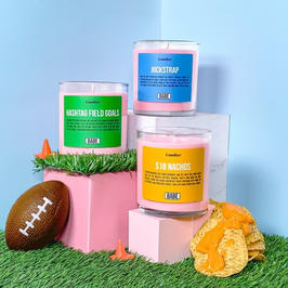 Jockstrap-scented candle