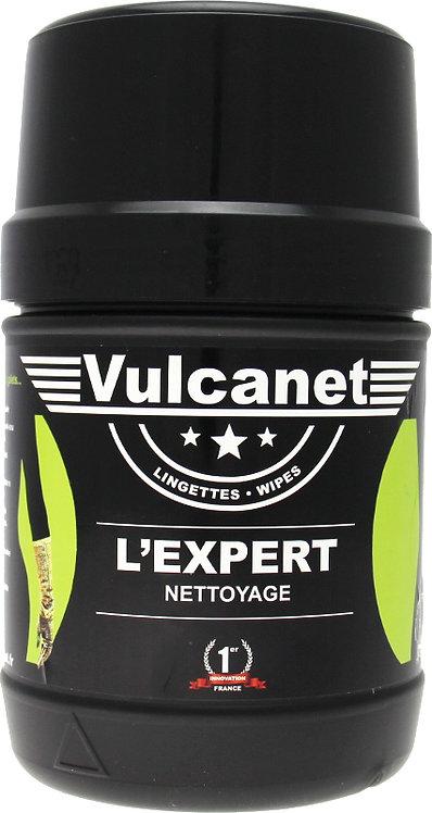 VUCANET L'EXPERT - Lingettes nettoyantes
