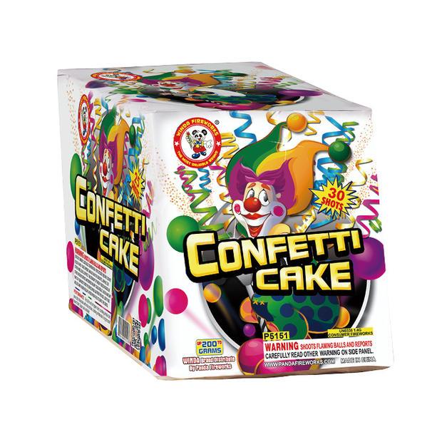 CONFETTI CAKE P5151