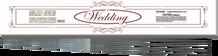 #20 WEDDING (GOLD) SPARKLERS TG7029