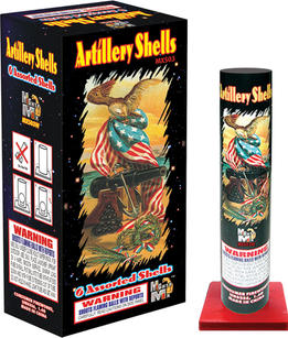 ARTILLERY SHELLS MX503