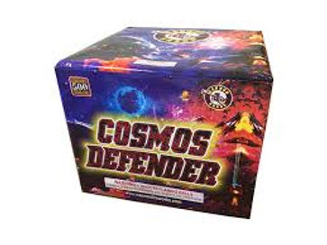 COSMOS DEFENDER 14 SHOTS