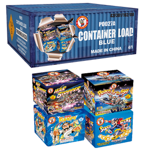 P0027A CONTAINER LOAD-BLUE