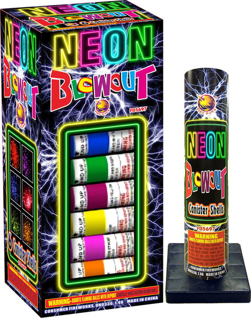 NEON BLOWOUT FB5697