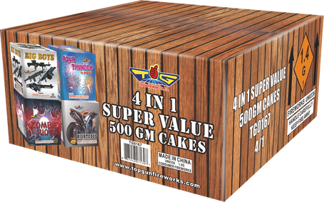 4-in-1 Super Value TG0167