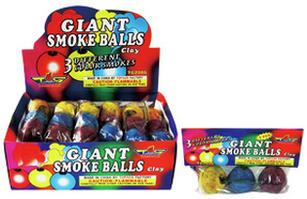 GIANT SMOKE BALLS TG2006