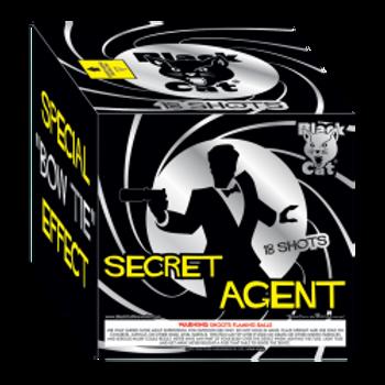SECRET AGENT 18 SHOTS