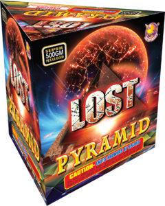 LOST PYRAMID 500 GRAM FOUNTAIN FB3557