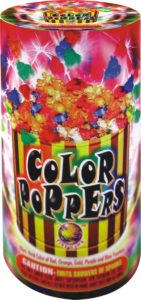 COLOR POPPERS BASE FOUNTAIN FB324