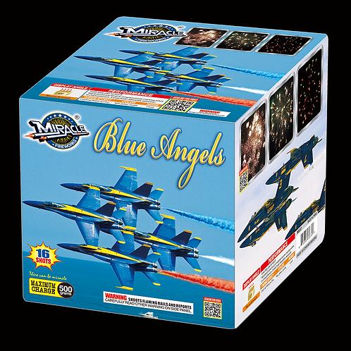 BLUE ANGELS 16 SHOT