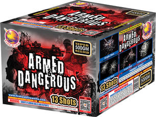ARMED AND DANGEROUS FB2607