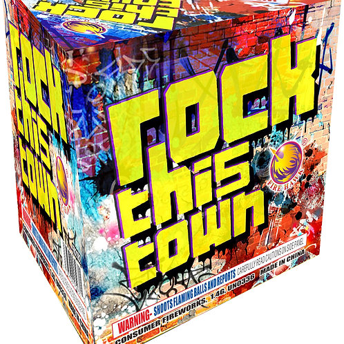 ROCK THIS TOWN 15 SHOTS