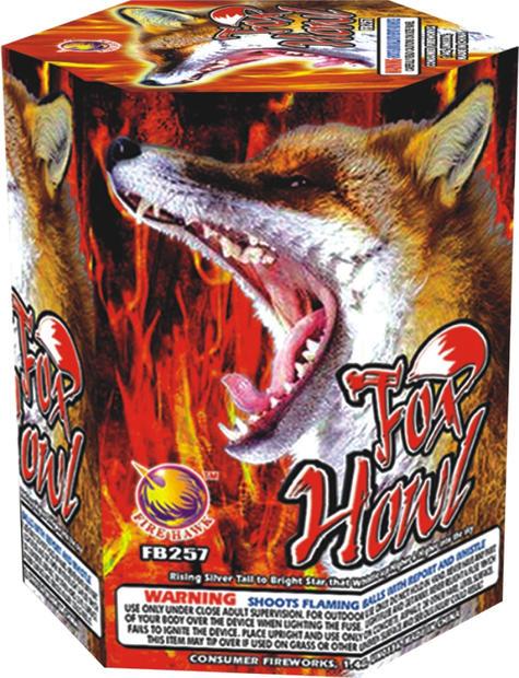 FOX HOWL 3 STAGE FB257