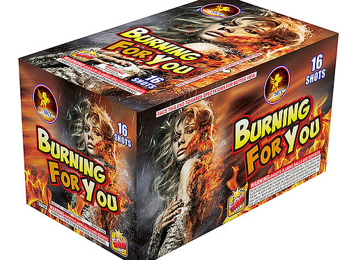 BURNING FOR YOU 16 SHOTS