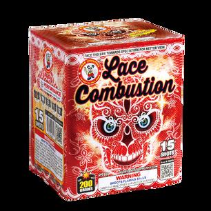 LACE COMBUSTION P5169