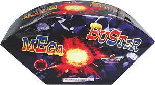 MEGA BUSTER 500 GRAM FOUNTAIN TG4265