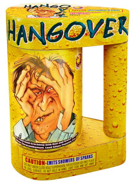HANGOVER BASE FOUNTAIN FB341
