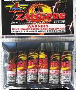 ZANGERS TG3030