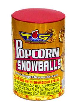 POPCORN SNOWBALLS