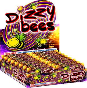 DIZZY BEES FB411
