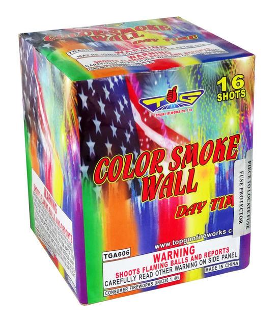 COLOR SMOKE WALL TGA606
