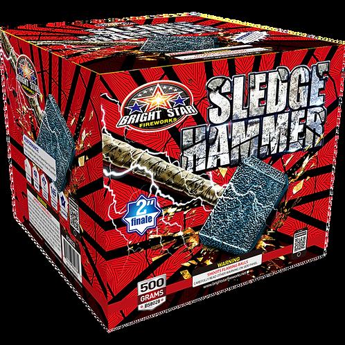 SLEDGE HAMMER 8 SHOTS