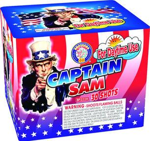CAPTAIN SAM PARACHUTE BP2228