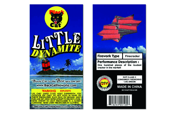 LITTLE DYNAMITE BC-105