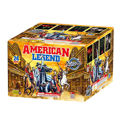 AMERICAN LEGEND 24 SHOTS