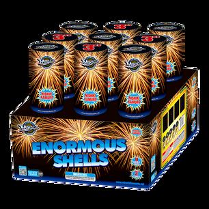 ENORMOUS SHELLS M5013