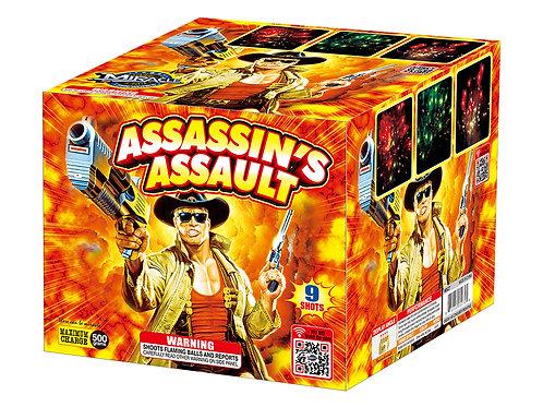 ASSASSIN'S ASSAULT 9 SHOTS