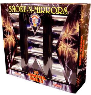 SMOKE-N-MIRRORS BP-A036