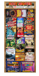 MOST WANTED ASSORTMENT TG0165