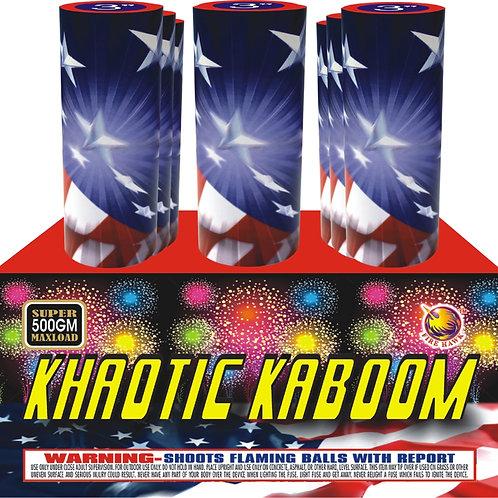 "KHAOTIC KABOOM 2"""