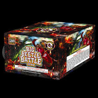 BIG BEETLE BATTLE 20 SHOTS
