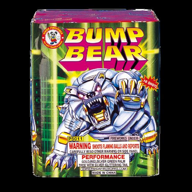 BUMP BEAR P5011