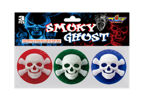 SMOKY GHOST