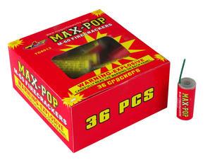 MAX POP FIRECRACKERS TG8013
