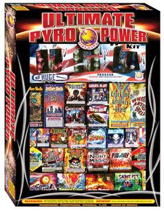 ULTIMATE PYRO POWER FB9020