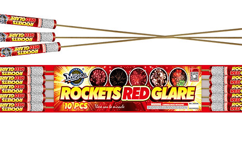 ROCKETS RED GLARE